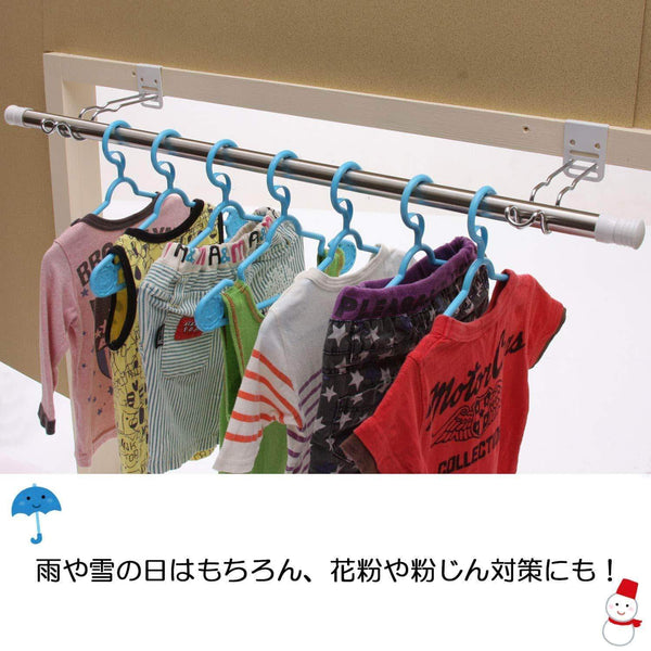 Discover the easy to install indoor drying hooks picture rail hooks easy to install set of 2 color silver