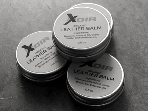Organic Leather Balm with Essential Oils (3 pack) - XOIR