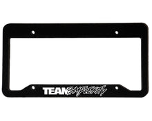 Load image into Gallery viewer, TEAM SIMPLEXITY V2 <br> Custom <br> License Plate Frame