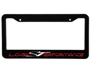 Logic ST Performance | Custom | License Plate Frame