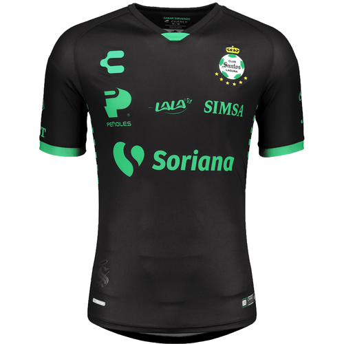 Charly Santos Laguna Away Jersey