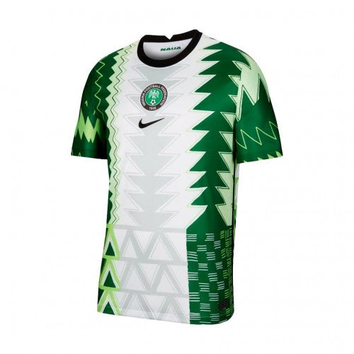 Nigeria new national team jersey