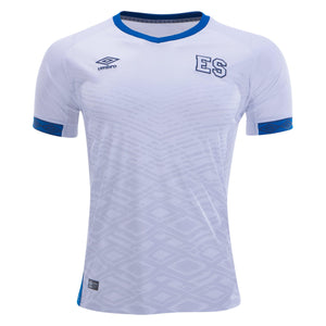 El Savaldor away jersey