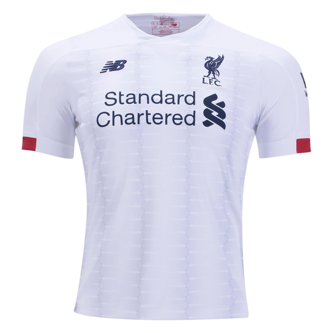 New Balance Liverpool Away Jersey 19/20