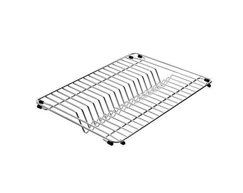"Blanco 234699 Stainless Steel Dish Rack for Apron Front Sink 17"" x 12"" x 0.25"" Finish"