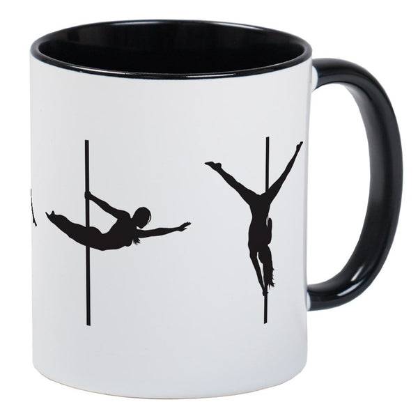 CafePress Pole Dance Mug Unique Coffee Mug, Coffee Cup