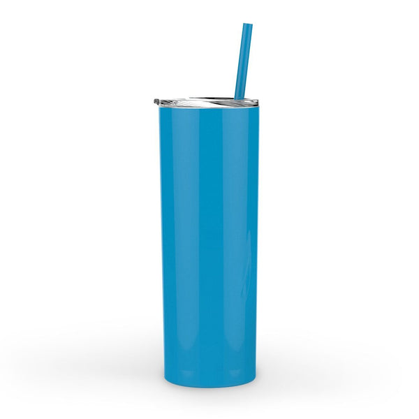 Maars Skinny Steel Stainless Steel Tumbler, 20 oz | Double Wall Vacuum Insulated (Midnight Blue)