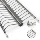 Probrico Stainless Steel Dish Drying Rack for the Cabinet (900mm)