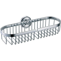 BA Hotel Wall Mounted Soap Dish Holder Basket Soap Holder With Hook - Brass