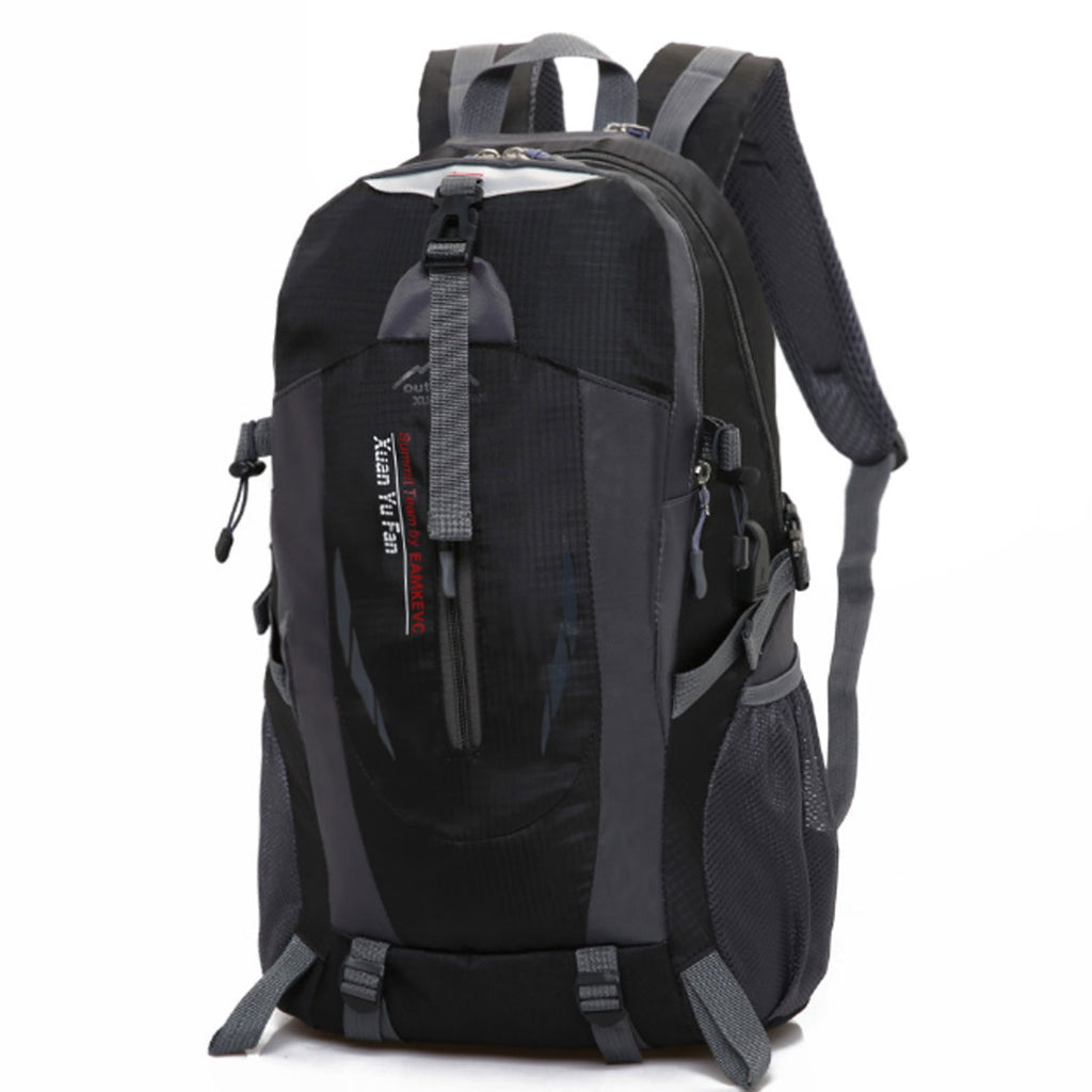 Extra Large Nylon Backpack With USB Port Waterproof