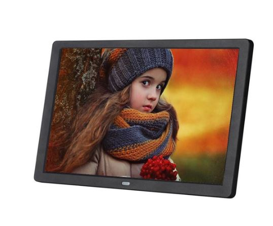 10 Inch HD LCD Digital Photo Picture Frame With Remote