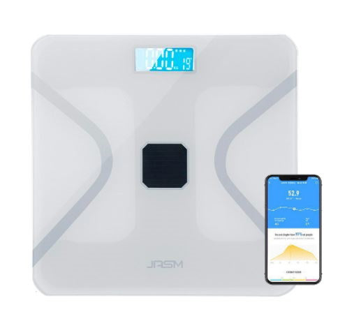 Digital Wireless Body Fat Percentage Scale / BMI Analyzer