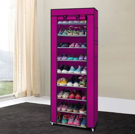 Stand-X™ Shoe Storage Rack Organizer