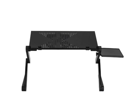 360 Degree Folding Adjustable Portable Laptop Desk Table With Fan