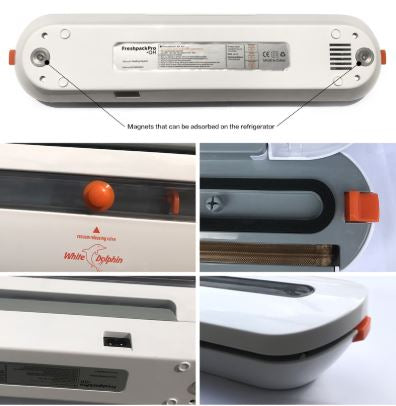 WD-Max™ Food Vacuum Sealer Foodsaver and Bags