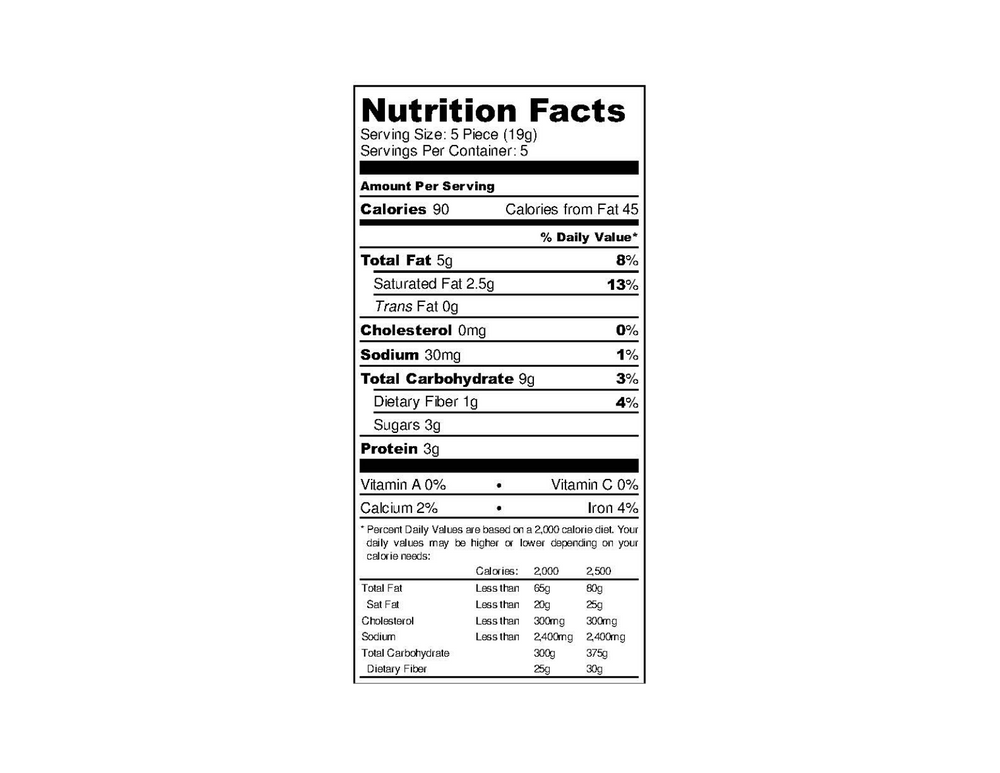 Chocolate Nut free Protein Midi Bites ( 30 Servings ) 6 Bags