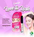 A Lash to Love Eyelash and Brow Enhancing Serum of K Everyday by Korina Sanchez