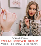 A Lash to Love Eyelash and Brow Enhancing Serum