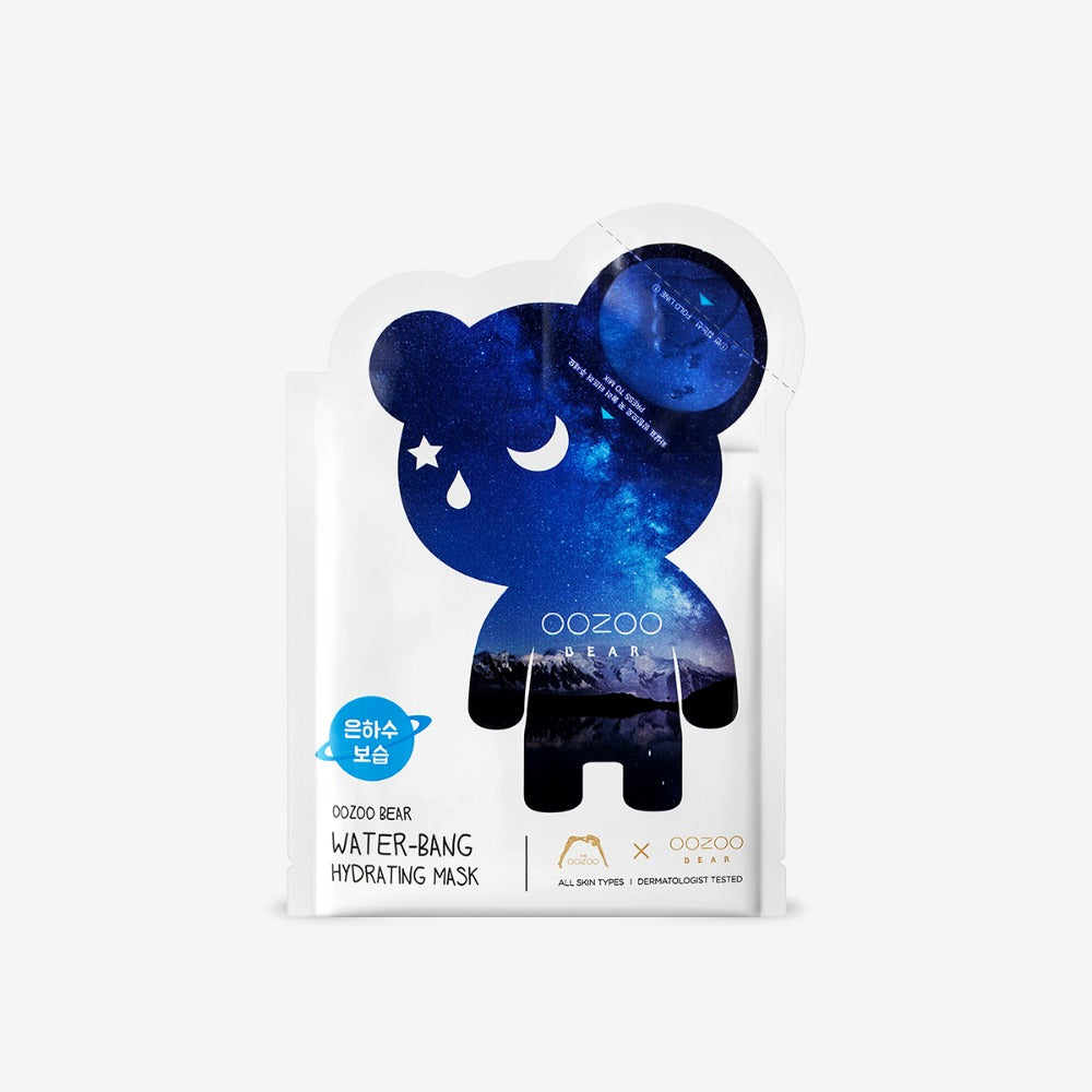 Bear Water-Bang Hydrating Mask