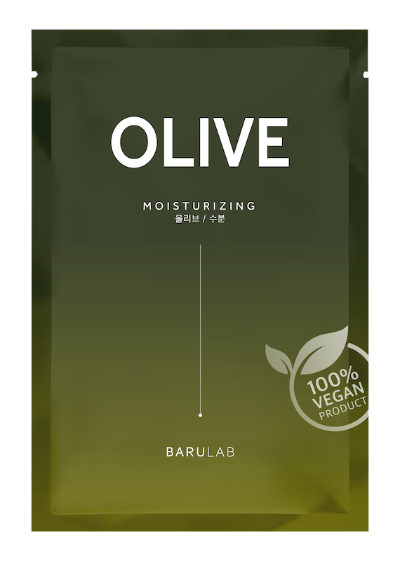 The Clean Vegan Olive Mask
