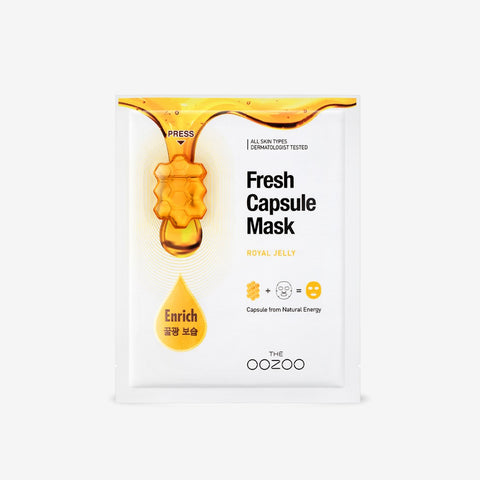 Fresh Capsule Mask Royal Jelly