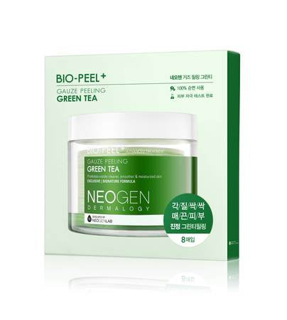 Bio-Peel +Gentle Gauze Peeling Green Tea (Travel Size)