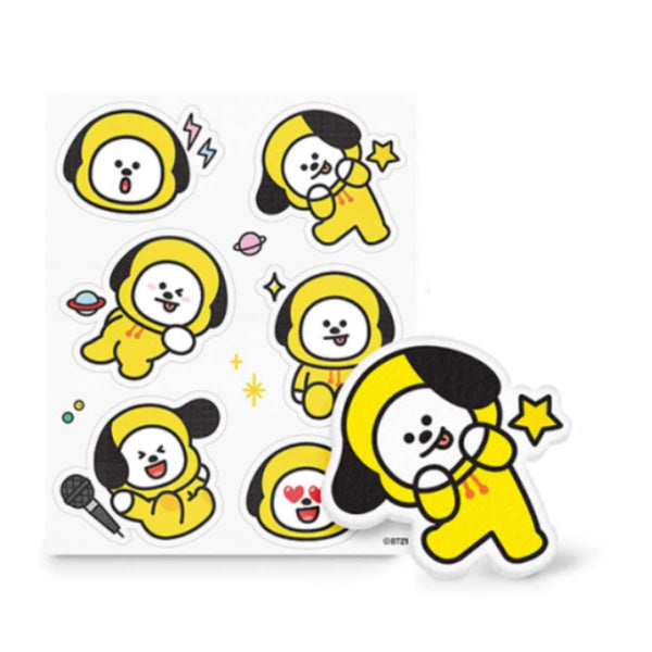 BT21 - CHIMMY Face Point Mask