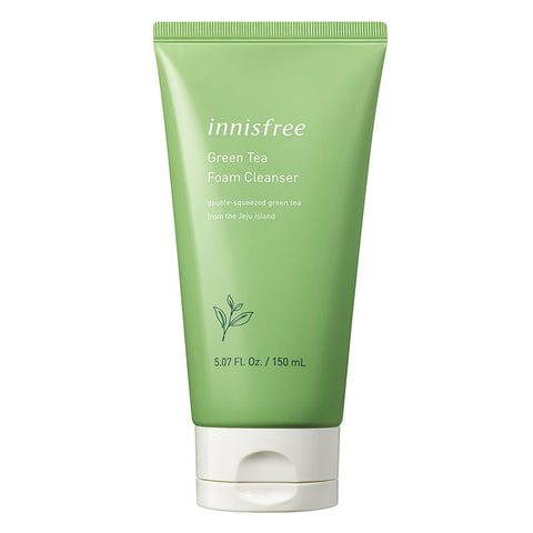 Green Tea Foam Cleanser