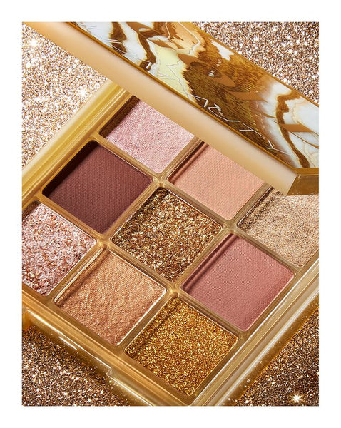 Huda Beauty x Cult Beauty Gold Obsessions Palette