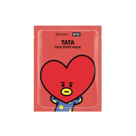 BT21 - TATA Face Point Mask