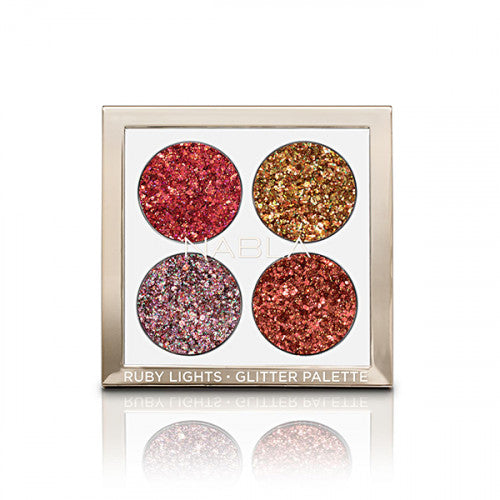 Ruby Lights Glitter Palette