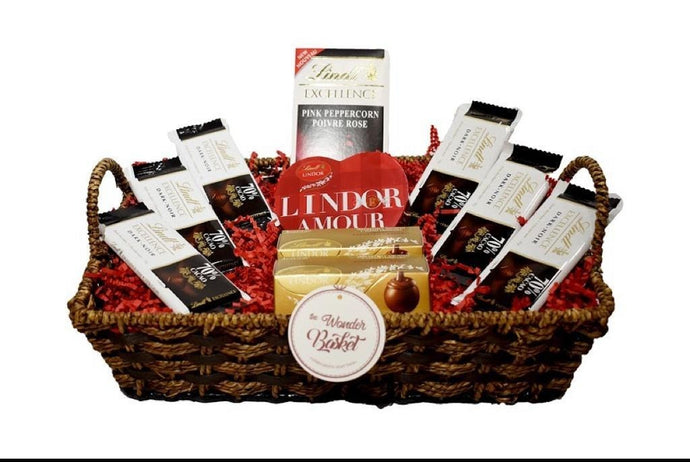 Bunch of Chocolate - Lindor Love