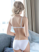 Load image into Gallery viewer, 2019 new beautiful back gather girl student sexy bra