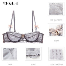 Load image into Gallery viewer, 2019 Top Sexy Bra Panties Set Plus Size Brassiere Women Lingerie