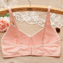 Load image into Gallery viewer, Cute Bra Women Sexy Lace Push Up Bras