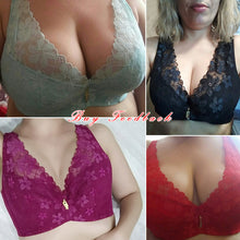 Load image into Gallery viewer, Hot sexy lingerie big size bras for Women