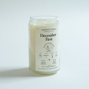 The December First Candle