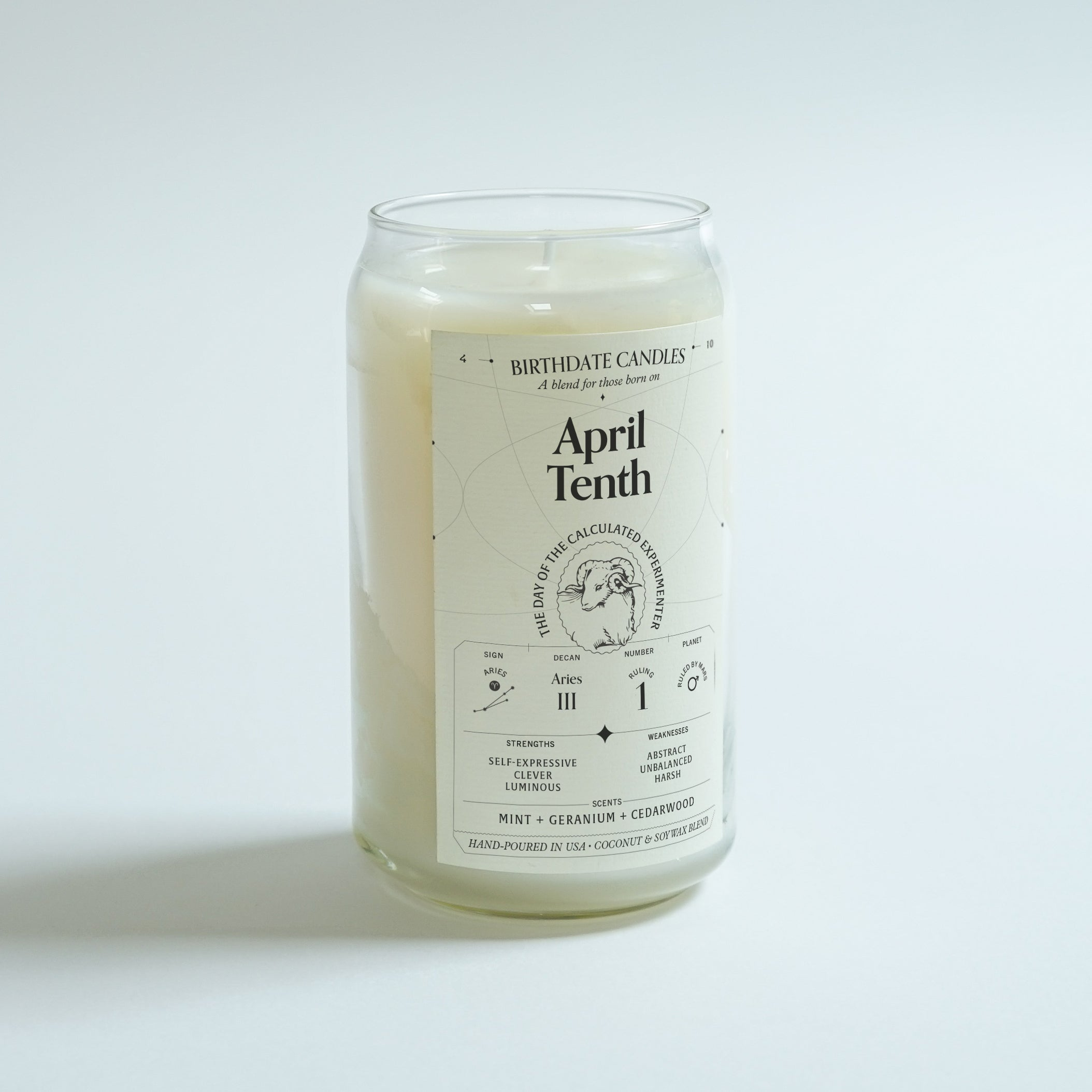 The April Tenth Candle