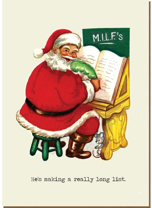 1013 He's Making a List (MILF)