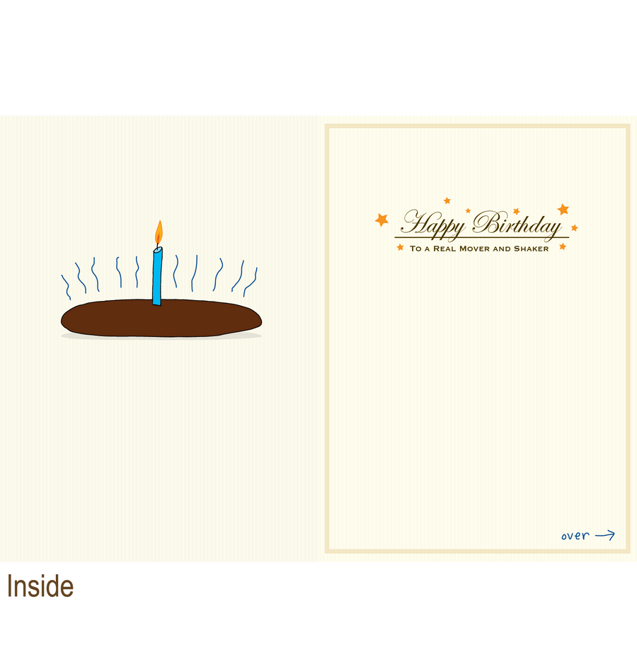 333 Celebrity KA KA (Birthday Card)