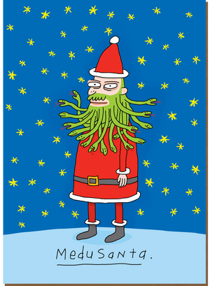 591 Medusanta (Christmas Card)