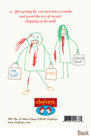 891 The 12 Worst Days (Christmas Card)