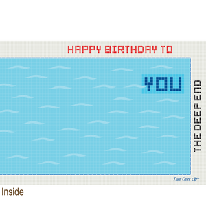927 The Gene Pool (Birthday Card)