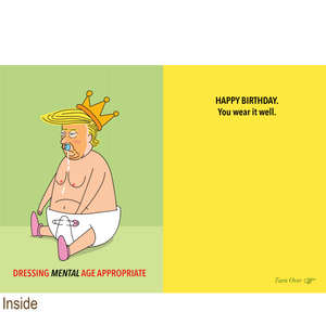 954 Age Appropriate (Birthday Card)