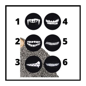 Teeth Magic Mask