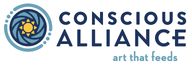 Non Profit Conscious Alliance Art That Feeds