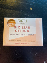 Load image into Gallery viewer, Sicilian Citrus Organic Handmade Soap
