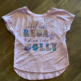 Reba & Dolly Kids Graphic Tee