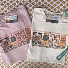Load image into Gallery viewer, Boho Mama Graphic Tee