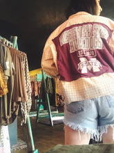 Load image into Gallery viewer, TJ MSU flannel - Modish Boho Boutique